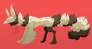 Creature Lineless by Acer0