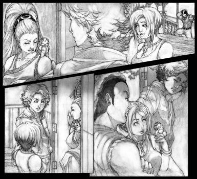 Vudu Legends Page Preview #27 by mikeroro