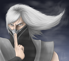 Smoke -Mortal Kombat- by brucestache