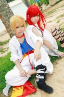 MAGI - Prince and Finalis by EatEatEats