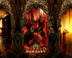 Diablo 3 Hungary Wallpaper 4 by kex596