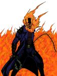 Ghost rider - my coloring by phantom62