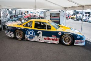 Olivetti - ICI - Mobil 1 - Chevrolet Beretta by SharkHarrington