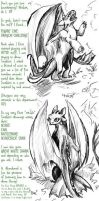 HTTYD Sketch Dump 2 by Crownflame