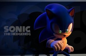 Sonic The Hedghog Wallpaper 2 by FinnAkira by FinnAkira