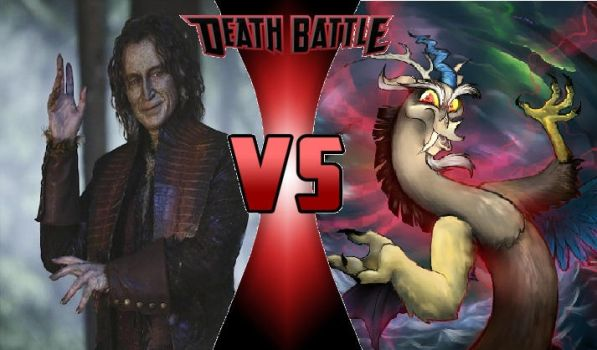 Who would win this one Dearies by Darkmage666