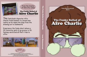 Afro Charlie Cover by LarsLasse