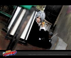 I CAN'T LOSE --GOKUDERA by stringedpantomime