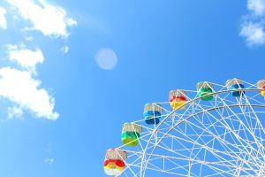 Ferris Wheel by Love-Struck-Heart