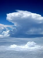 Cloud from Above by Anomonny