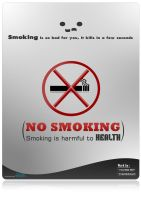 NO SMOKING by sk-design