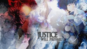 Justice will Prevail. by LawViolette