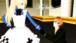 MMD: My Lady by Free-Beloved-Army