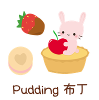 Pudding Bunny by KelliBean