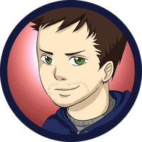 Andy Button by ChibiKinesis