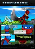 TRANSBLADE : The Crimson Rogue : Page 6 by Nhazul-Anims