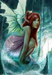 deception: water Fairy by rue-different