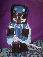 Soul Reaver Plushie by RykknnRox19