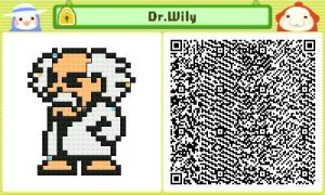 Dr. Wily QR by JAKtheTerrible