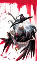 Vampire Hunter D by Tavicat