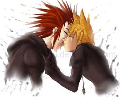 BL KH2 -- Goodbye by lady-obsessed
