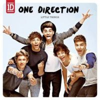 Little Things Single Album Cover by iluvlouis