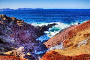 Cape Spear by Lydia-distracted