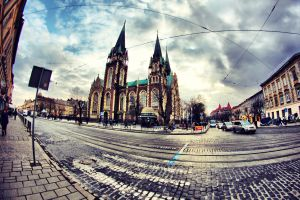 lviv city by tipoproduction