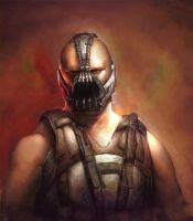 Bane by davebrush