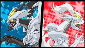 Kyurems... by himanuts