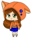 .::My first pixel art::. by Kkini