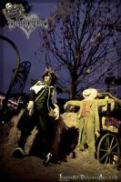 - Sora - The Pumpkin Prince by TheLupin