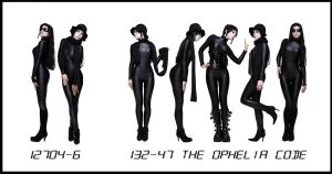 The Ophelia Code by Ophelia-Overdose