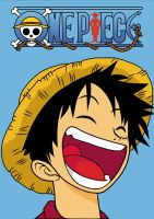 Monkey D. Luffy by tonetto17