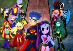 MLP Justice League by jucamovi1992