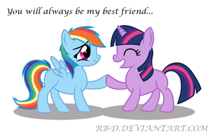 Best Friends by RB-D