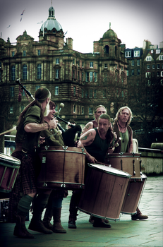 The Scotsmen by Steffengraph