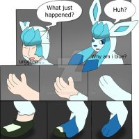 Comission Glaceon TF page 2 by Wolfeenix