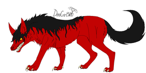 SmileDog Commision BONUS - LuciferAndHisClone by ChaoticAdopts