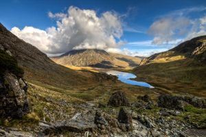 Cwm Idwal by CharmingPhotography