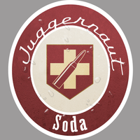 Juggernog logo by RenerDeCastro