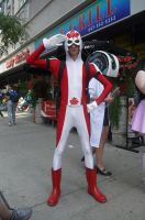 Captain Canuck by Neville6000