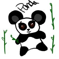 Panda :D by Almost-Toxic