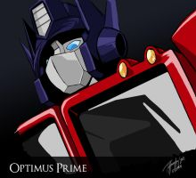 G1 Optimus Prime by KBladez