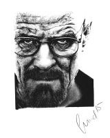 Walter White by SweetSophie