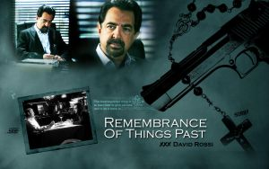 SSA David Rossi past by Anthony258