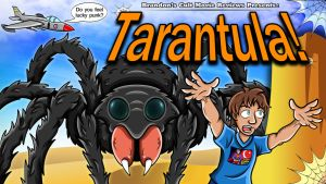 Brandon's Cult Movie Reviews Present - Tarantula by earthbaragon
