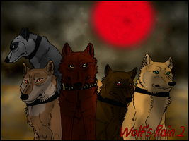 Wolf's Rain 2: The Baddies by BlackTailwolf