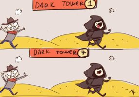 dark tower, 12 by Ayej
