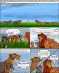 Scene from SP Requiem Comic Form by Lil-Cheetah